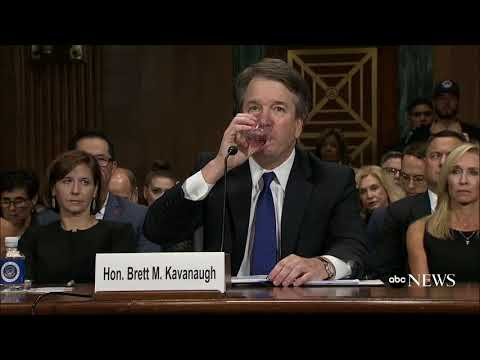 Kavanaugh's Drinking Problem