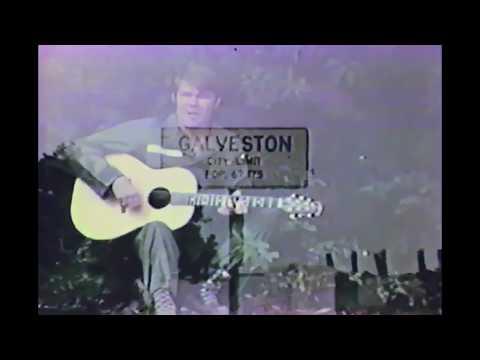 Glen Campbell - Galveston (1969 - HD - Restored)
