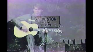 Glen Campbell - Galveston (1969 - HD - Restored)