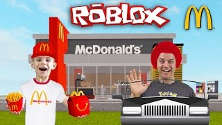 MCDONALDS TYCOON | ROBLOX - Shutting Down The Competition!!