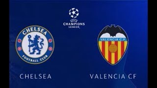 Gambar cover Chalsea - Valencia -17/09/19 - UEFA Champions League 2019/20
