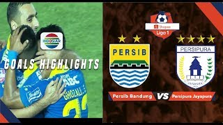 Download Video Persib Bandung (3) vs Persipura Jayapura (0) - Goal Highlights | Shopee Liga 1 MP3 3GP MP4