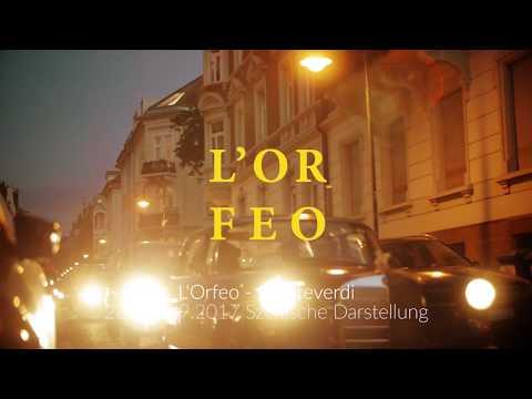 L'ORFEO - Monterverdi | Szenische Darstellung - Compilation