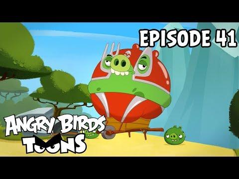 Angry Birds Toons | El Porkador! - S1 Ep41