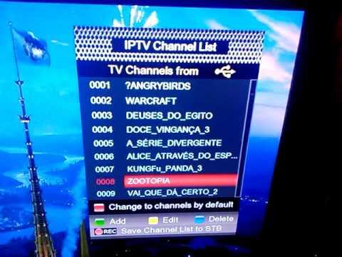 download iptv channel list for openbox x5 - Jack & Katie
