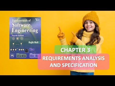 3 SOFTWARE ENGINEERING REQUIREMENTS ANALYSIS AND SPECIFICATION PART 1