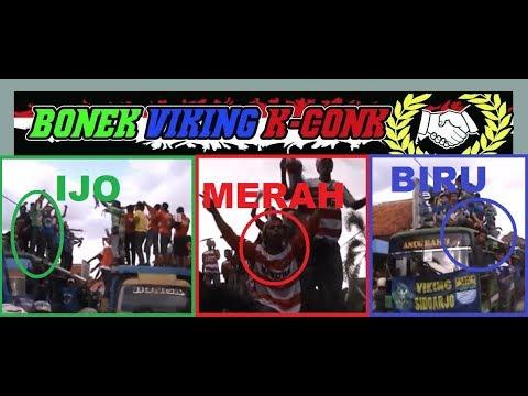 Bobotoh Disambut Meriah Di Mabes K-Conk ||| Awayday Bobotoh Pertama Ke Madura 2013 (Video Lawas)