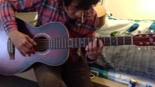 Mùa thu mây ngàn - guitar intro