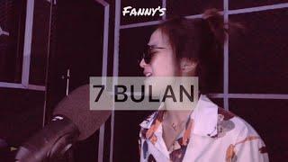 Download lagu 7 BULAN - UJANG DARSO | COVER BY FANNY SABILA
