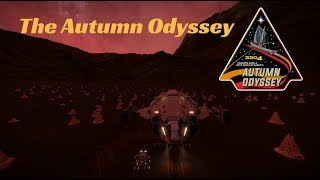 Elite Dangerous DSN / PARADOX WING : AUTUMN ODYSSEY