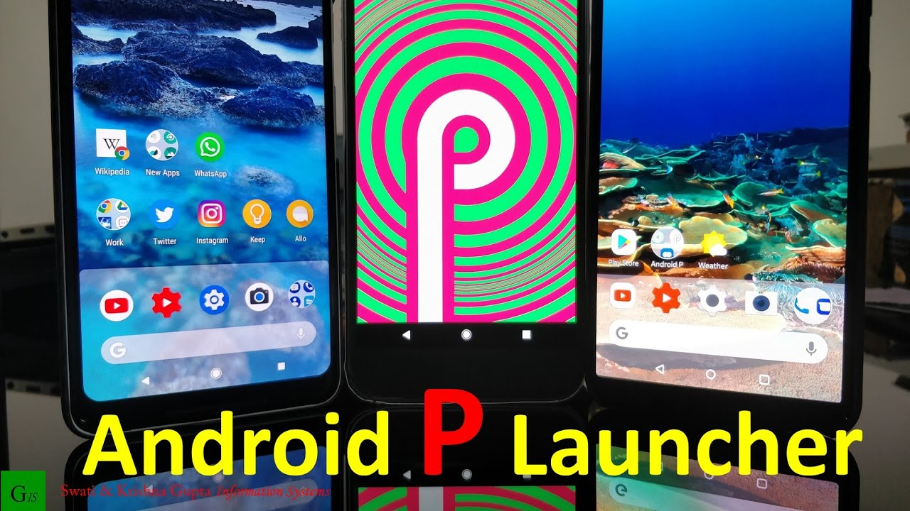 Android P 9 0 Pixel Launcher Setup using Nova Launcher (Android P Features  on any Android)