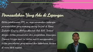 Download PPL Gel. 2 IAIN Tulungagung - Home Industri Emping Melinjo Mentah Pak Kolil