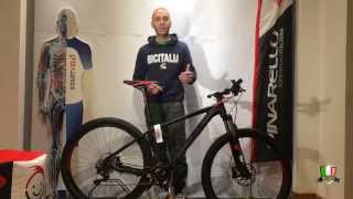 Video recensione Alessandro Mansueto - MTB Cube Reaction GTC SL 27,5