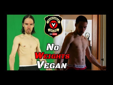 Realistic 9 Month Transformation. Vegan Calisthenics. My Full Routine and Diet Explained