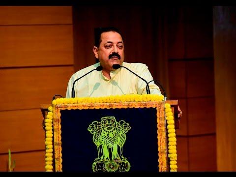 Dr. Jitendra Singh briefs media on key initiatives of Union Govt.