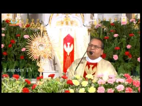 Sacred Heart Basilica, Puducherry_03-01-2017