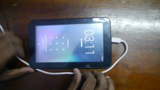 Repeat youtube video Unlock Pattern locked Chinese Android tablet *2016
