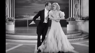 """Fred Astaire & Ginger Rogers """"Ночью и днём"""" - фильм """"Весёлый развод"""""""