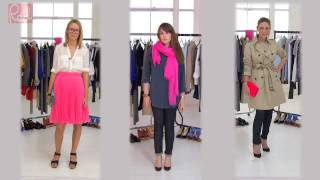 NEON COLOUR TREND: FASHION TIPS AW11: RED ONLINE