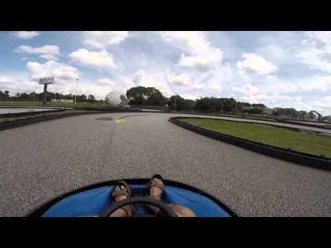 "Kart Racing ""Grand Prix"" Video GO Pro Tampa, FL"