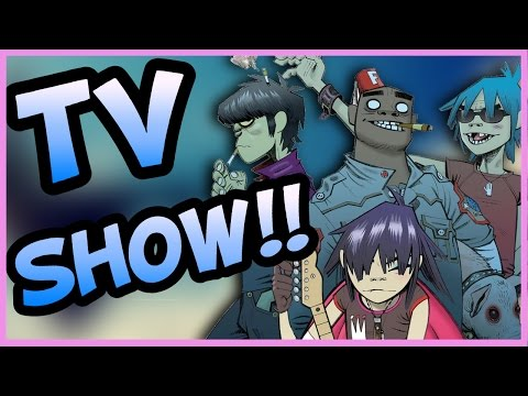 Gorillaz Animated TV Series Confirmed! - News Discussion