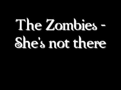 The Zombies   She's not there lyrics in the description