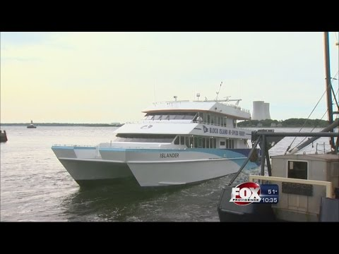 Rhode Island Fast Ferry Awarded Contract from Deepwater Wind Project