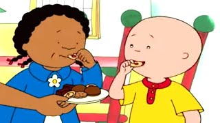 Caillou English Full Episodes | Cookies for Caillou | Cartoon Movie | Cartoons for Kids