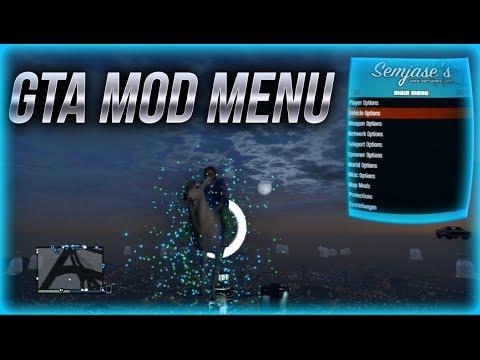 GTA PS3 MOD MENU 1.28 SEMJASES BEST MENU +DOWNLOAD