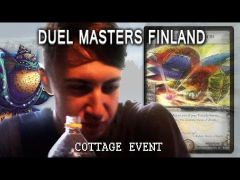 Duel Masters Finland - Cottage Event