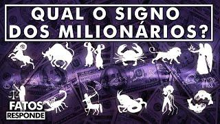 Será que o seu signo pode te ajudar a ficar rico? thumbnail