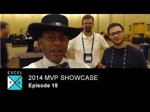 Excel MVP Summit --- We're streaming LIVE baby