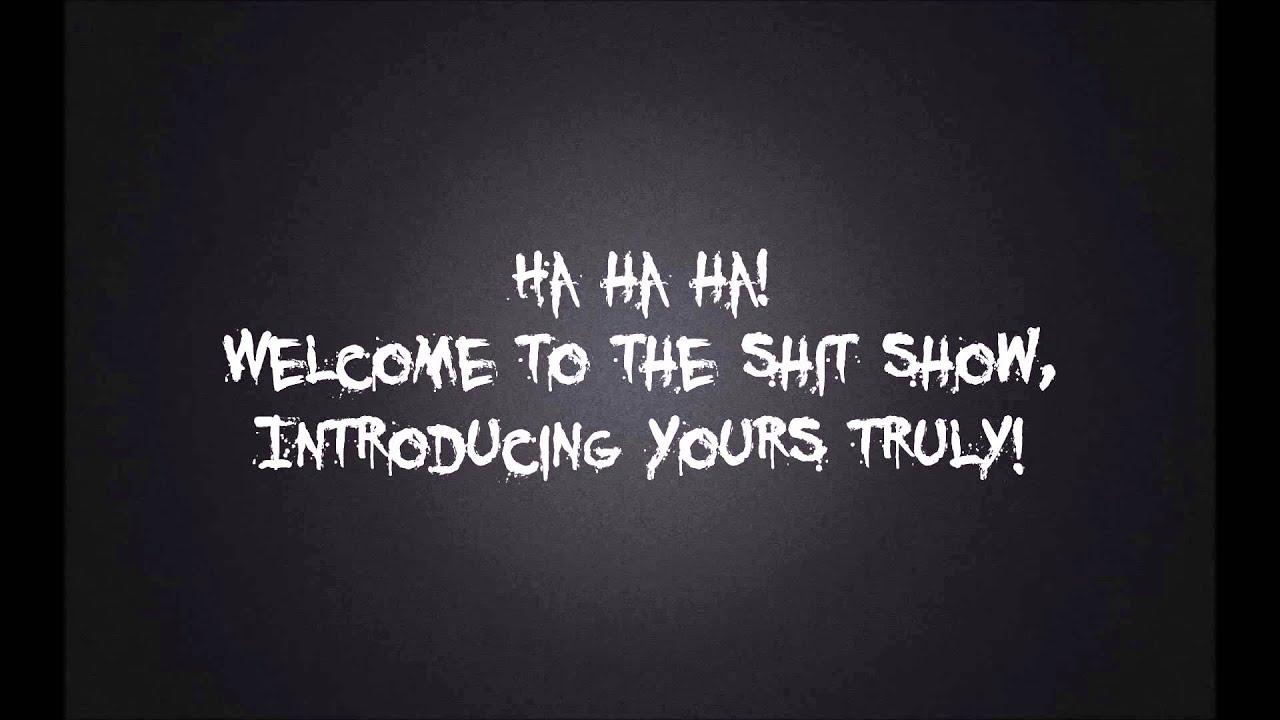 Get Scared Badly Broken Lyrics