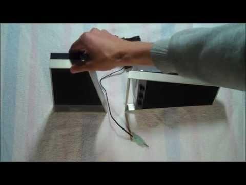 Altec Lansing VS2620 Speakers Unboxing