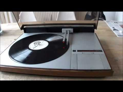 Bang & Olufsen Beogram 4000 Tangential record player