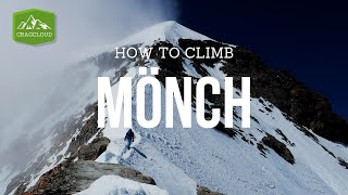 Climbing Mönch in the Swiss Alps | Ice Climbing Vlog Ep. 17