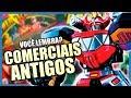 COMERCIAIS ANTIGOS DE POWER RANGERS