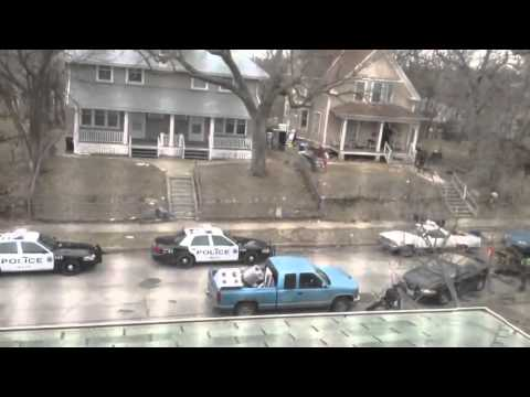 Omaha, NE Police using excessive force, Tresspassing and entering without a warrant