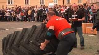 Ільїн встановив в Чернівцях світовий рекорд