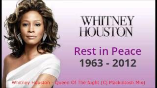 Whitney Houston - Queen Of The Night (Cj Mackintosh Mix).wmv