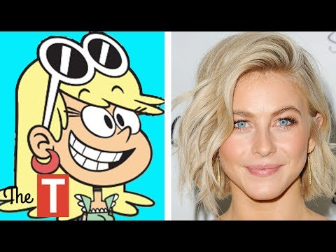10 THE LOUD HOUSE Characters In Real Life - YouTube