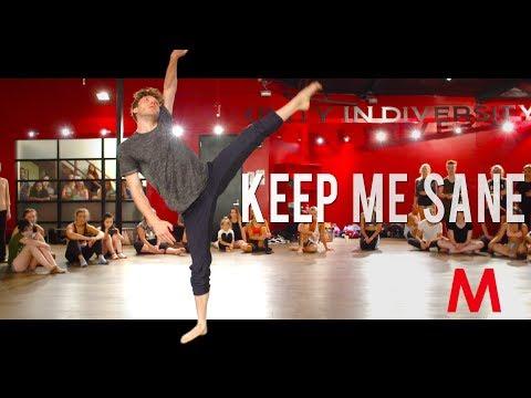 Kacy Hill - Keep Me Sane | Choreography With Nick Lanzisera