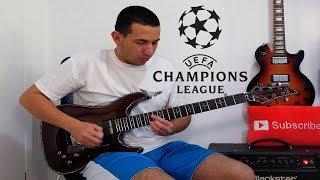UEFA Champions League Meets Guitar