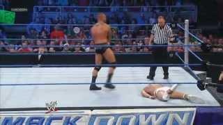 Randy Orton vs. Alberto Del Rio 11.05.2012.русс,озв от 545TV
