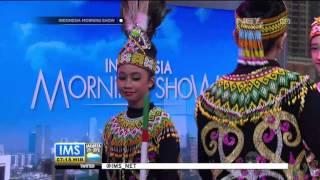 Danadyaksa Budaya Indonesia - Tari Gantar Alak