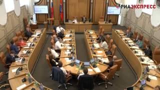18 вопрос О создании антикорупционной комиссии Сессия 7 июня