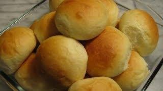 Pandesal (bread Rolls)