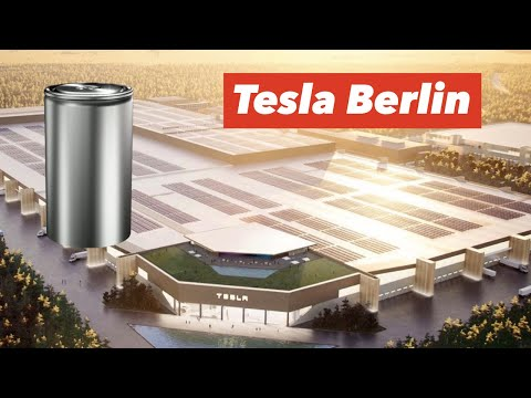 Tesla Shipping 4680s To Berlin Right Now?!