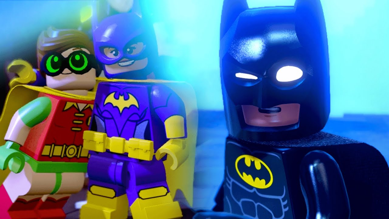 LEGO DIMENSIONS BR #44 (EXTRAS) - BATMAN ABANDONA ROBIN ...