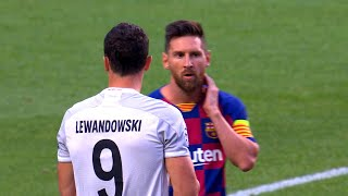 Robert Lewandowski Scores 1 Goal & 1 Assist vs Barcelona HD 1080i (14/08/2020)